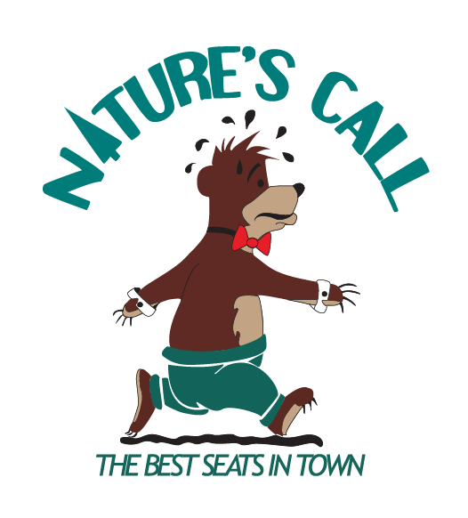nature's call wordmark